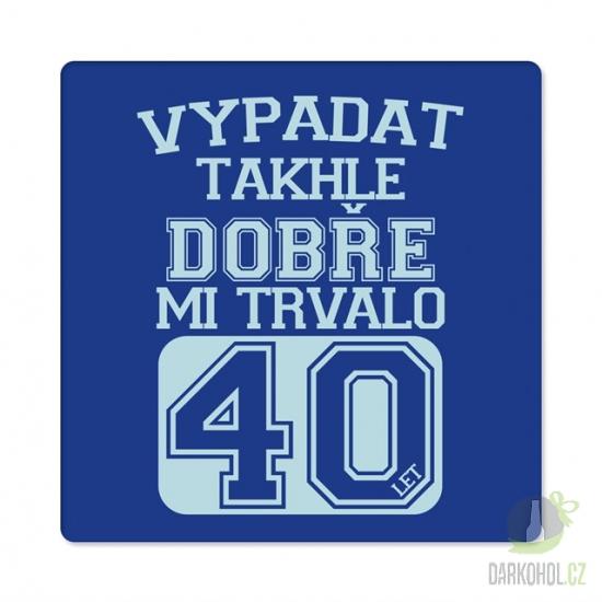 Hlavní kategorie - Tričko ABI 40 modrá-poslední kus!