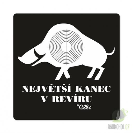 Hlavní kategorie - Tričko albi Kanec