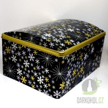 Hlavní kategorie - Truhlička MAXI zelená s hvězdami 240*180 Stella