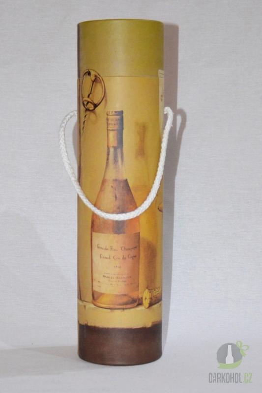 Hlavní kategorie - Tubus na 1 láhev vína béžový-poslední kus!!!