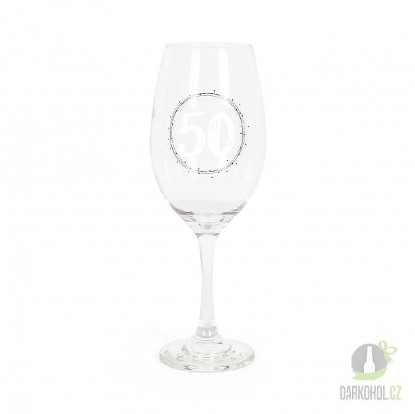 Hlavní kategorie - Velká sklenice na víno 50