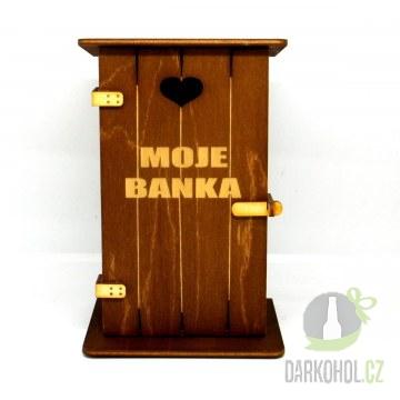 Hlavní kategorie - Pokladnička - Záchod - Moje banka