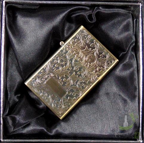 Hlavní kategorie - Zapalovač Don Marco 2433 zlatý