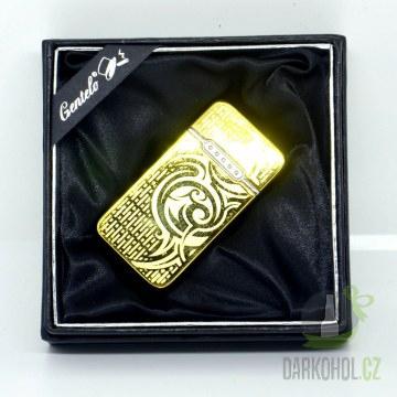Hlavní kategorie - Zapalovač DON MARCO 4-2345 zlatý