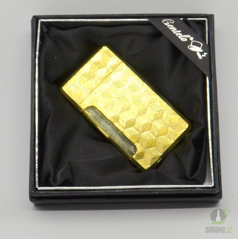 Hlavní kategorie - Zapalovač DON Marco zlatý kostka
