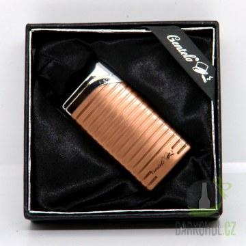 Hlavní kategorie - Zapalovač Don Marco 4-2390 bronz