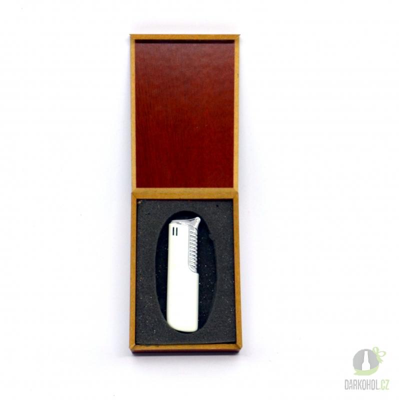 Hlavní kategorie - Zapalovač  Vienna piezo bílí