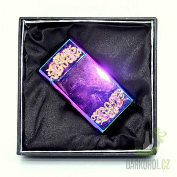 Hlavní kategorie - Zapalovač Don Marco 2440 fialový