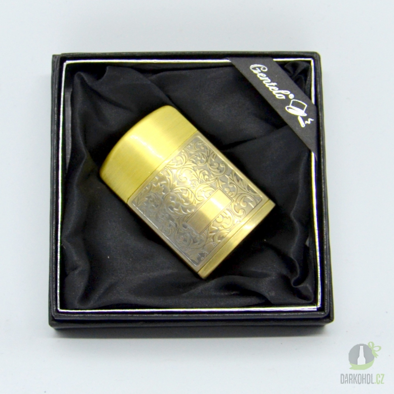 Hlavní kategorie - Zapalovač Don Marco  zlatý ornament