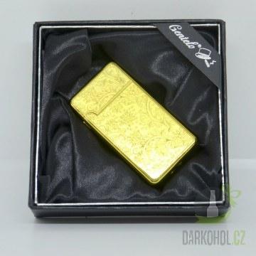 Hlavní kategorie - Zapalovač DON MARCO 4-2330 zlatý