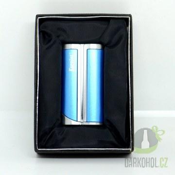 Hlavní kategorie - Zapalovač EJ Yorki jet box modrý