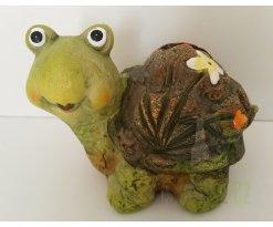 Hlavní kategorie - Želva s kytkou