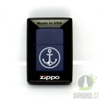 Hlavní kategorie - Zippo modrý kotva