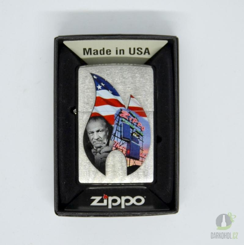 Hlavní kategorie - Zapalovač Zippo plamínek color