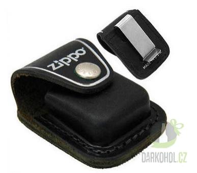 Hlavní kategorie - Zippo černé pouzdro s klipem