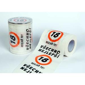 Toaletní papír Happy Brithday výr18