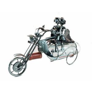 Držák na láhev - motorka dva lidi