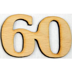 Ozdoba číslo 60 přírodní