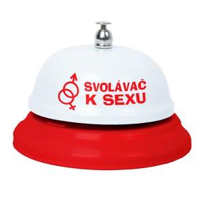 Zvonek-Svolávač k sexu