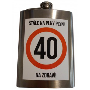 Placatice-Stále na plný plyn 40