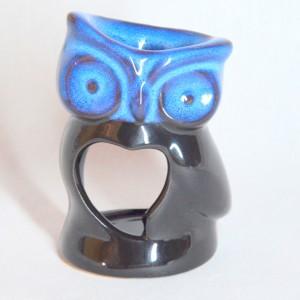 Aroma lampa-Sova modrá