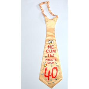 Kravata-Nečumte 40
