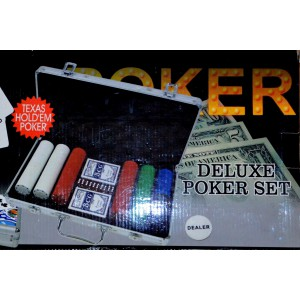 Poker set Alu kufřík