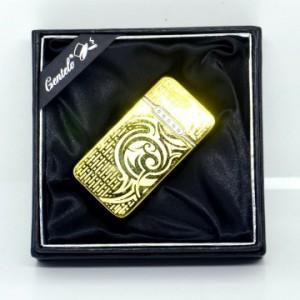 Zapalovač DON MARCO 4-2345 zlatý