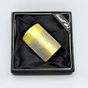 Zapalovač Don Marco  zlatý ornament
