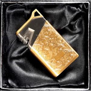 Zapalovač Don Marco 4-2353 zlatý